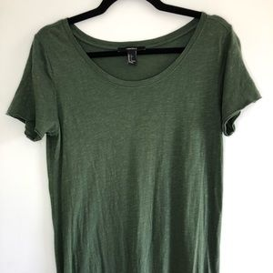 Forever 21 High Low T-shirt Dress